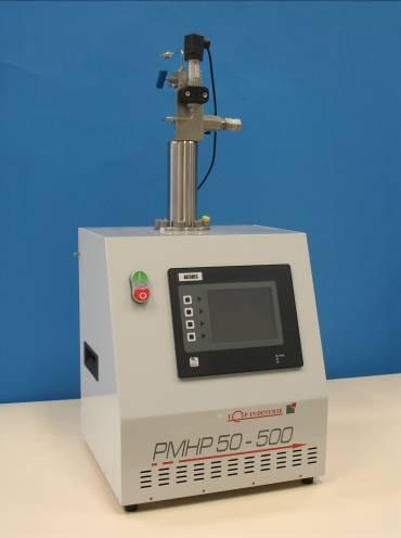 高压注入体积/流量控制泵